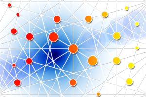 Professional Network Visualization - Networks of influence